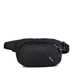 Bezpečnostní ledvinka Pacsafe Vibe 100 Hip Pack Barva: černá
