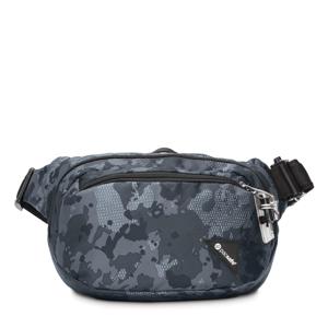 Bezpečnostní ledvinka Pacsafe Vibe 100 Hip Pack Barva: šedá