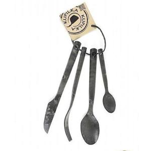 Příborová sada Kupilka Cutlery (2019) Barva: černá