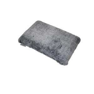 Polštář Human Comfort Rabbit fleece pillow Jacou Barva: šedá