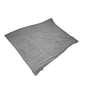 Přikrývka Human Comfort Sheep fleece plaid Mouton Barva: šedá