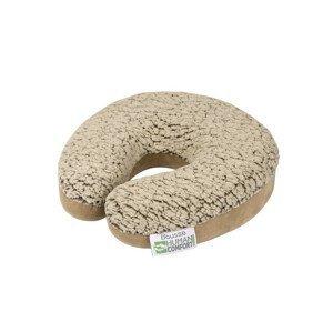 Polštář Human Comfort Sheep fleece pillow Piana Barva: béžová