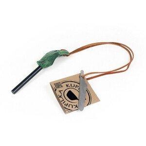 Zapalovač Kupilka FireSteel 8 Barva: zelená