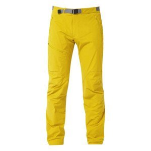 Pánské kalhoty Mountain Equipment Comici Pant Acid Velikost: XL / Délka kalhot: regular / Barva: žlutá