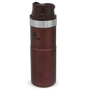 Termohrnek Stanley CS do jedné ruky 2.0 470ml Barva: vínová