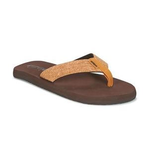 Cool Shoe Pánské žabky Cool Dony Cork LTD Velikost bot (EU): 47-48 / Barva: hnědá