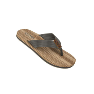 Cool Shoe Pánské žabky Cool Bark Velikost bot (EU): 41 - 42 / Barva: šedá/hnědá