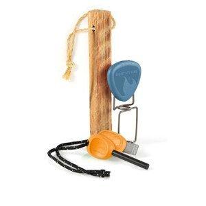 Souprava Light My Fire FireLighting Kit BIO Barva: modrá/oranžová