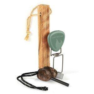 Souprava Light My Fire FireLighting Kit BIO Barva: zelená/hnědá
