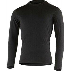 Pánské funkční triko Lasting Logan Velikost: M / Barva: černá