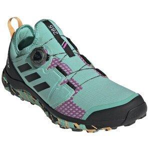 Pánské boty Adidas TERREX AGRAVIC BOA Velikost bot (EU): 46 (2/3) / Barva: světle modrá