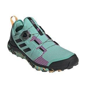 Pánské boty Adidas TERREX AGRAVIC BOA Velikost bot (EU): 42 (2/3)/ Barva: světle modrá