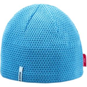 Pletená merino čepice Kama AW62 Barva: světle modrá