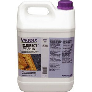 Impregrační prostředek Nikwax TX.Direct Wash-in 5 000 ml