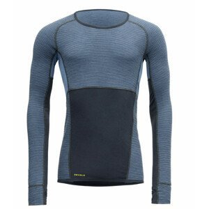 Pánské funkční triko Devold Tuvegga Sport Air Shirt Velikost: XXL / Barva: modrá