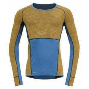 Pánské funkční triko Devold Tuvegga Sport Air Shirt Velikost: L / Barva: světle zelená