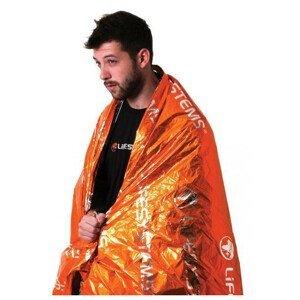 Izotermická fólie Lifesystems Thermal Blanket Barva: oranžová