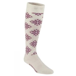 Ponožky Kari Traa Rose Sock Velikost ponožek: 40/41 / Barva: bílá