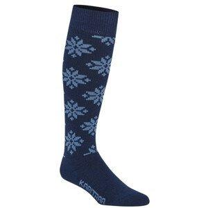 Ponožky Kari Traa Rose Sock Velikost ponožek: 36-37 / Barva: tmavě modrá