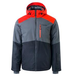 Pánská bunda Elbrus Bergen Velikost: XL / Barva: šedá