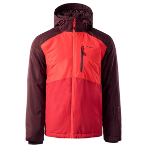 Pánská bunda Elbrus Bergen Velikost: XXL / Barva: černá/červená