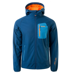 Pánská bunda Elbrus Sogne Velikost: XL / Barva: modrá