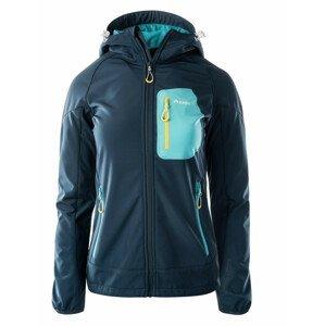 Dámská bunda Elbrus Sogne wo´s Velikost: L / Barva: modrá