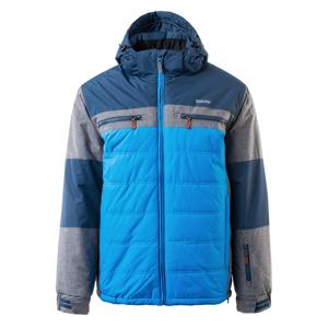 Pánská bunda Brugi 4AP6 Velikost: M / Barva: modrá/šedá