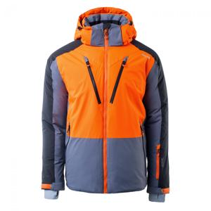 Pánská bunda Brugi 4AP9 Velikost: XXL / Barva: šedá/oranžová