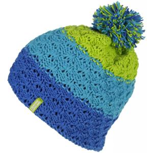 Dámská zimní čepice Nordblanc Wale Barva: modrá/žlutá