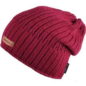 Zimní čepice Sherpa Beanie Mono Barva: červená
