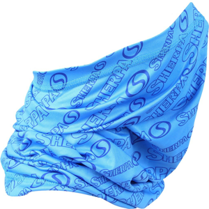 Šátek Sherpa Roger Barva: světle modrá