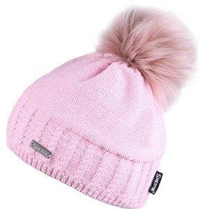 Zimní čepice Sherpa Amber Barva: růžová