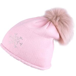 Zimní čepice Sherpa Nadia Barva: světle růžová