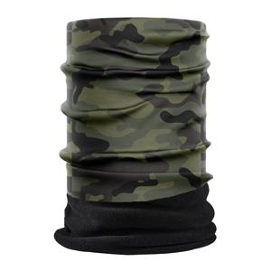 Šátek Bula Vector Fleece Edge Tube Barva: zelená/černá