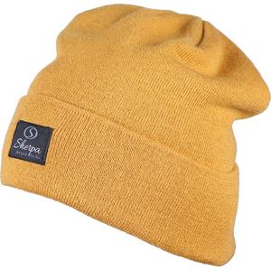Zimní čepice Sherpa Rebel Barva: žlutá