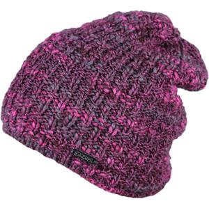 Zimní čepice Sherpa Arona Barva: fialová