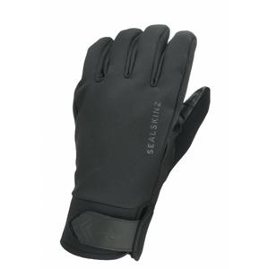 Nepromokavé rukavice Sealskinz WP All Weather Insulated Glove Velikost rukavic: M / Barva: černá