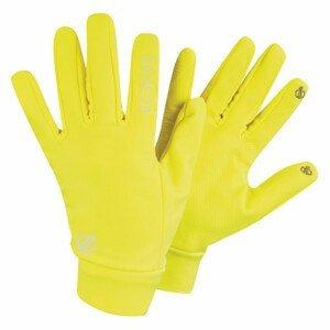 Rukavice Dare 2b Cogent Glove Velikost rukavic: M/L / Barva: žlutá