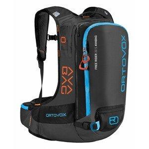 Lavinový batoh Ortovox Free Rider 20 S Avabag Kit Barva: černá