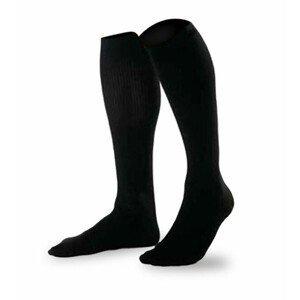 Podkolenky Cabeau Bamboo Compression Socks Velikost ponožek: 43 - 50 / Barva: černá