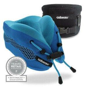 Chladící podhlavník Cabeau Evolution Cool Barva: modrá