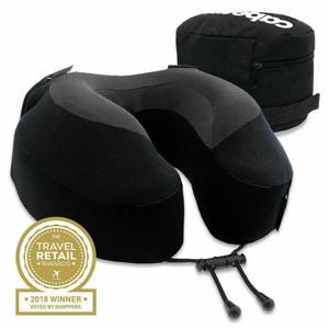 Podhlavník Cabeau Evolution Pillow S3 Barva: černá