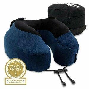 Podhlavník Cabeau Evolution Pillow S3 Barva: tmavě modrá