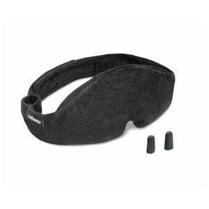 Maska na spaní Cabeau Sleep Mask - Midnight Magic Barva: černá