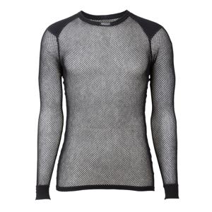 Funkční triko Brynje of Norway Wool Thermo Shirt Velikost: M / Barva: černá