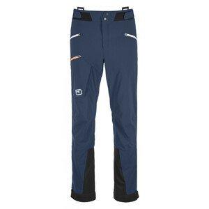 Pánské kalhoty Ortovox Bacun Pants M Velikost: XL / Délka kalhot: long / Barva: černá