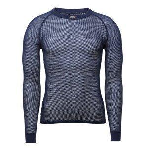 Brynje of Norway Pánské funkční triko Brynje Super Thermo T-shirt Velikost: M / Barva: modrá