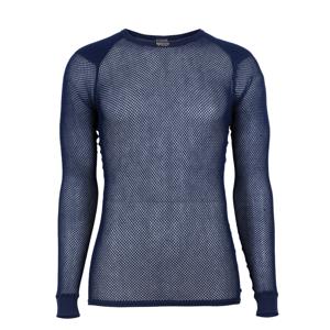 Brynje of Norway Pánské funkční triko Brynje Super Thermo Shirt w/inlay Velikost: L / Barva: tmavě modrá