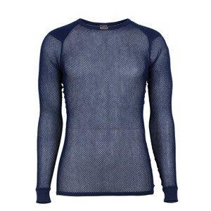 Brynje of Norway Pánské funkční triko Brynje Super Thermo Shirt w/inlay Velikost: XXL / Barva: tmavě modrá